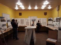 Výstava - architektonické studie možných proměn obce