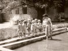 Vybudování bazénku proděti vMŠ