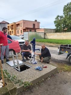 Obnova obecních studní  2
