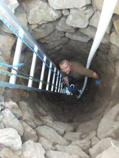 Obnova obecních studní  4