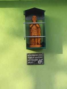 Patron Sv.Hubert  -MS Strachotín