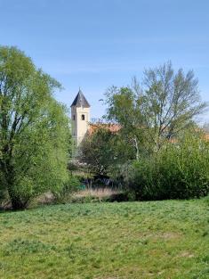 Kostelík Strachotín