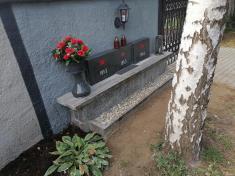 Oprava hrobu neznámých vojínů