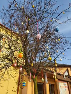 Velikonoční strom