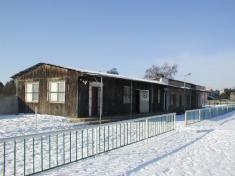 Kabiny předrekonstrukcí 2/2006