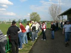Z utkání Strachotín:Popice 13.4.2008